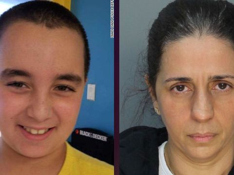 Florida mom accused of drowning son in canal pleads not guilty