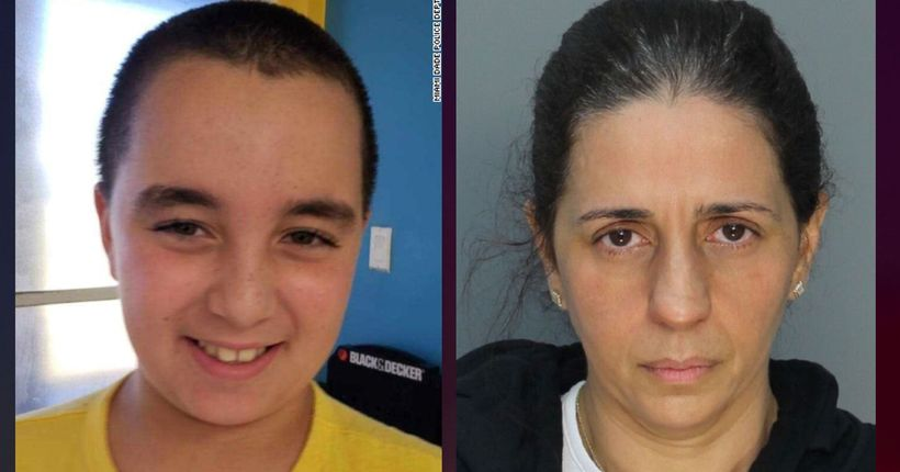 Florida mom accused of drowning 9-year-old son in canal pleads not guilty