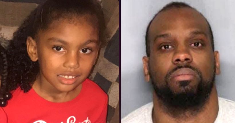 California dad arrested after 7-year-old daughter found dead in garage