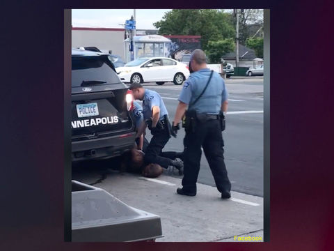 UPDATE: 4 officers fired after man dies in Minneapolis Police custody