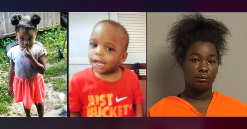 Tulsa police: Two bodies found in river, creek identified as missing children