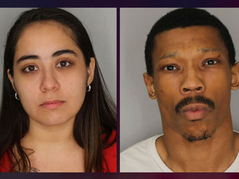 Couple charged after 4-year-old girl's body found stuffed in drawer