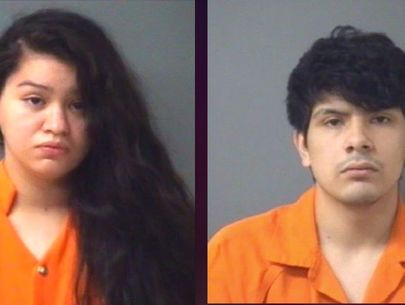 Baby stabbed in head with screwdriver in fight between parents