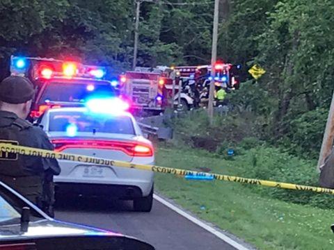 Two kids dead after crashing grandma's car into creek in Missouri