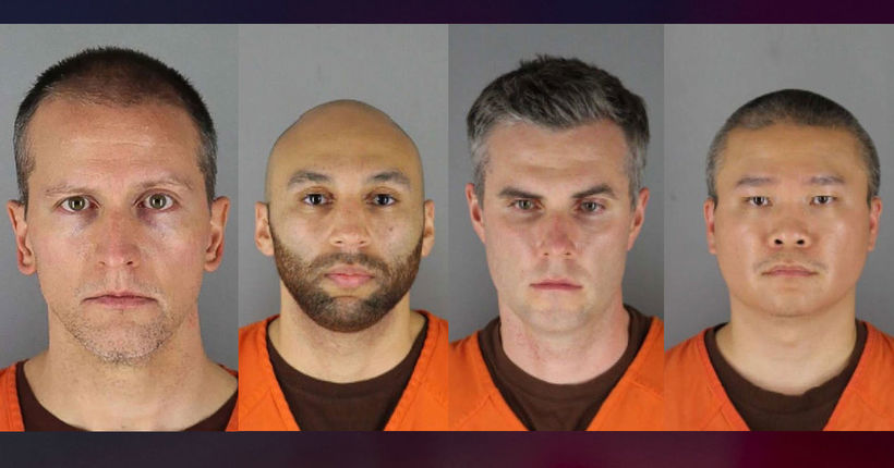 Derek Chauvin charged with second-degree murder; 3 other officers charged with aiding/abetting