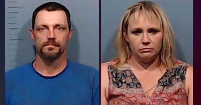 Texas parents arrested after 10-year-old tests positive for meth