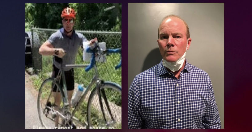 Maryland bicyclist arrested for assault in alleged trail confrontation