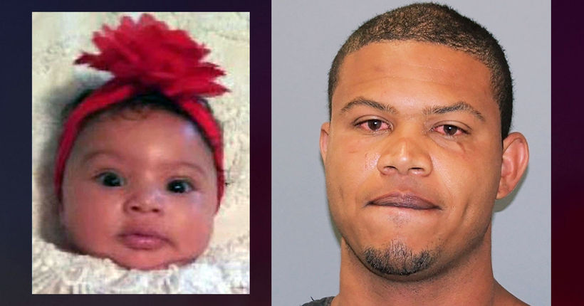 Dad arrested after abducted child found dead in submerged vehicle