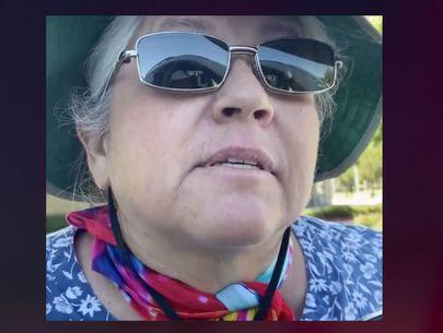 Police seek woman in racist tirade against California woman