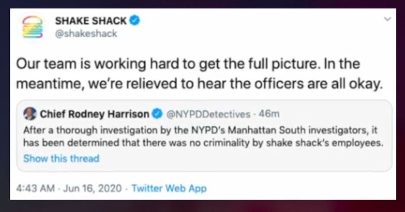 Cops were not intentionally poisoned at Manhattan Shake Shack, NYPD announces