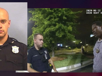 Atlanta cop who shot Rayshard Brooks charged with murder, assault