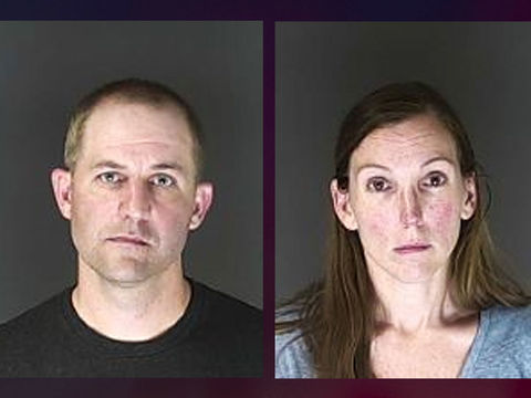 Couple charged with murder allegedly forcing son to drink too much water