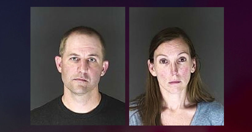 Colorado couple charged with murder after forcing son to drink too much water, sheriff's officials allege