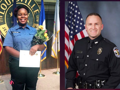 Breonna Taylor update: Fired officer indicted for endangerment