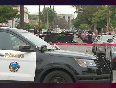 2 men found dead after resident reports shooting burglar, police say