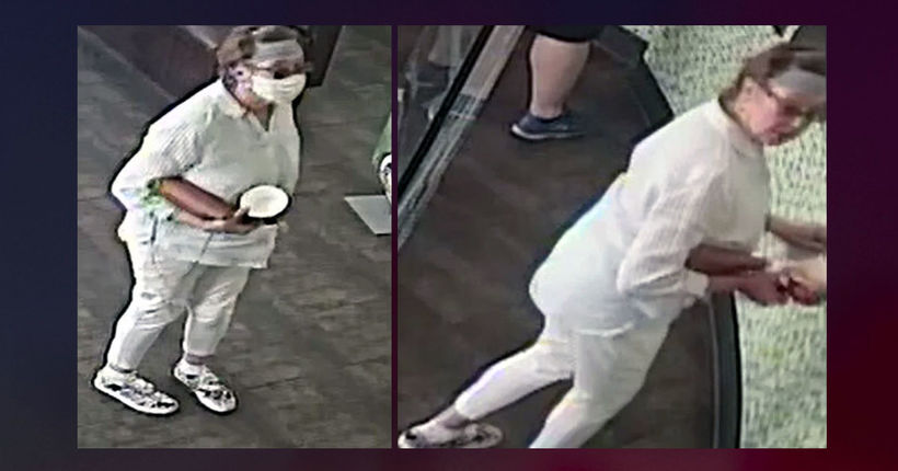 Police seek woman who coughed on 1-year-old in yogurt shop line