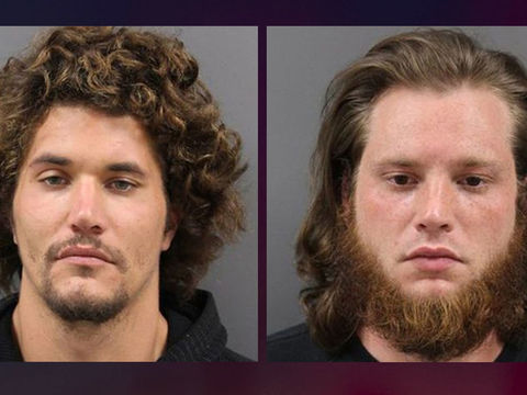 Brothers arrested for allegedly running teens off roadway, stealing bike