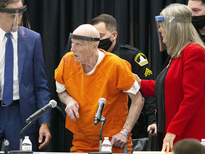 DeAngelo pleads guilty to murder in 'Golden State Killer' case