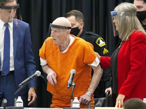 DeAngelo pleads guilty to murder in 'Golden State Killer' case