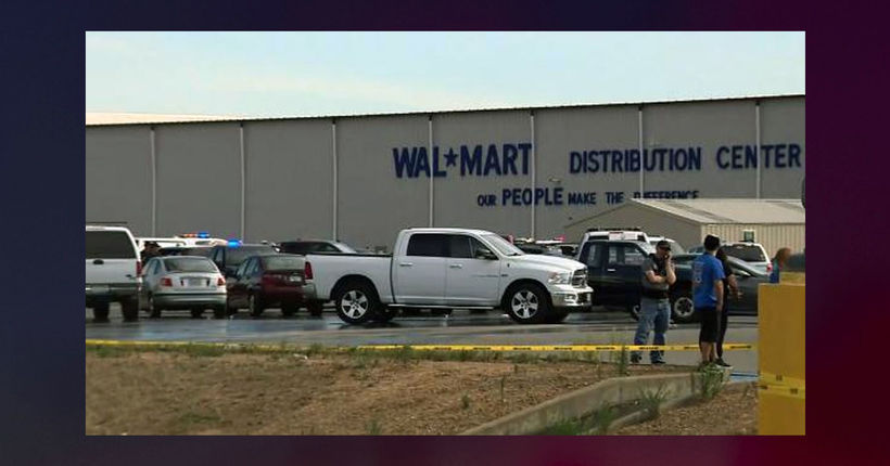 California gunman at Walmart distribution center was former employee