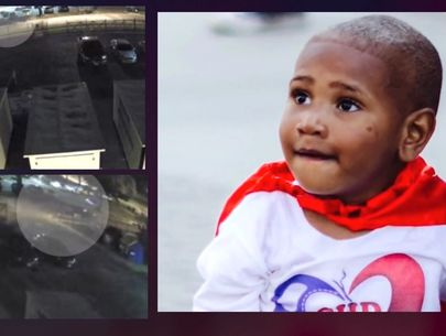 Kansas City Police release video of suspect vehicle in killing of 4-year-old