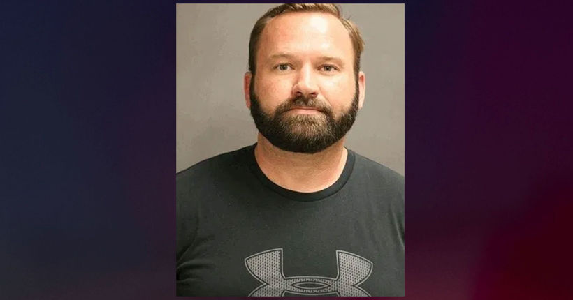 Forest Service firefighter arrested for allegedly groping 12-year-old