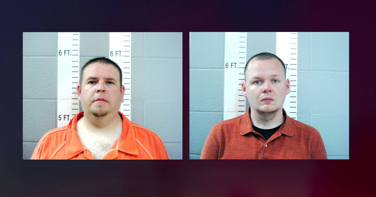 2 Oklahoma police officers accused of repeatedly using