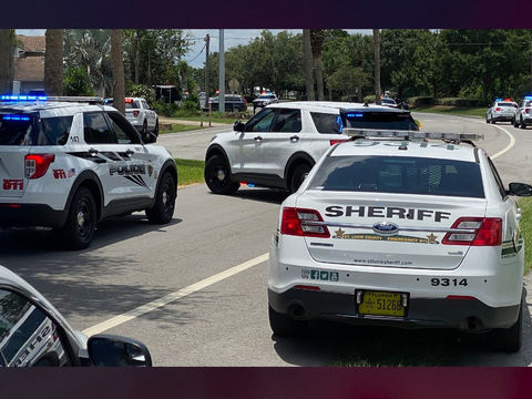 Florida girl, 11, killed by neighbor in dispute over dog; suspect dead