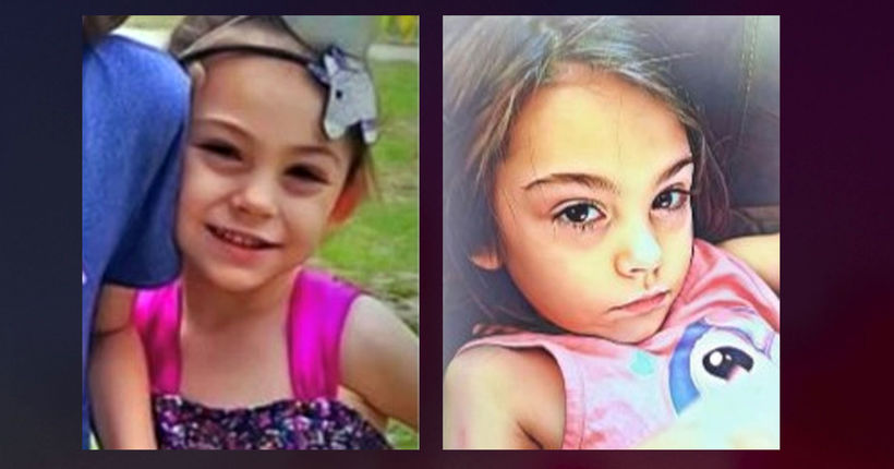 AMBER Alert: 5-year-old Naomi Herring missing from Florida motel room - UPDATED