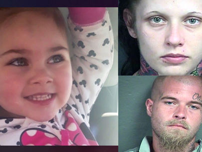 Dad, girlfriend arrested for murder after 3-year-old found dead