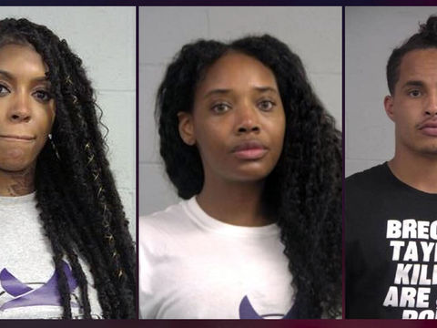 Jefferson County Attorney drops felony charge against Breonna Taylor protesters