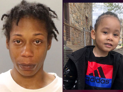 Philadelphia babysitter charged with murder of missing 2-year-old boy