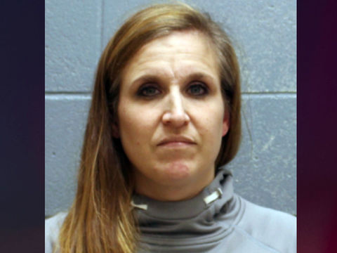 Alabama mom gets 18 years for infant son's meth death