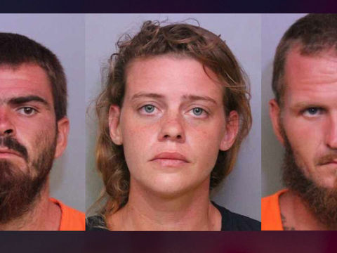 Florida fishing trip murders: Suspects stopped for burgers after crime