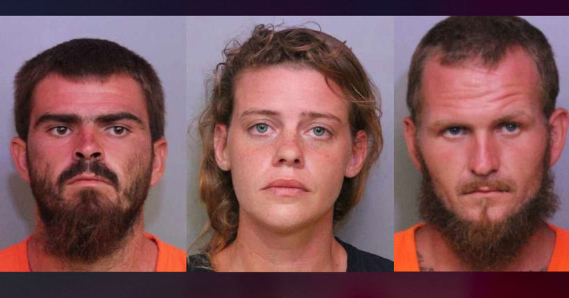 Florida fishing trip triple homicide: 3 suspects stopped for McDonald's after crime, sheriff says