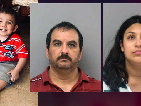 Missing toddler's remains found, parents arrested for murder