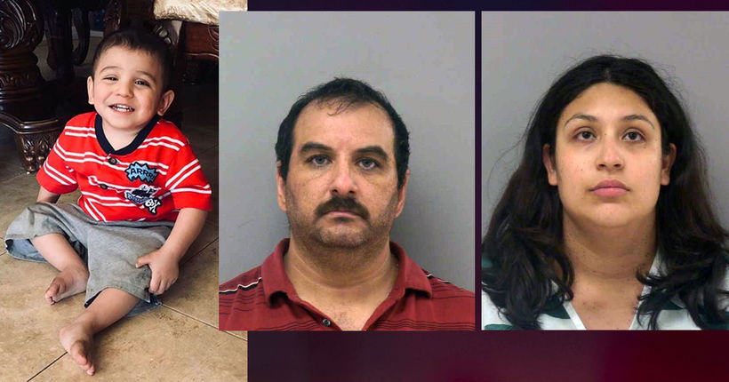 Missing toddler Thaddeus Sran's remains found, parents arrested for murder