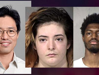 Professor found in Arizona landfill; suspects arrested in Louisiana