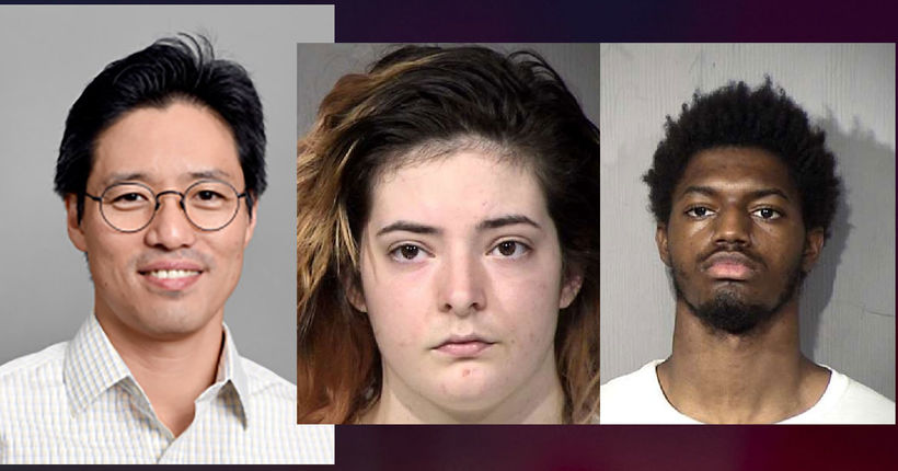 Professor found in Arizona landfill; suspects arrested in Louisiana