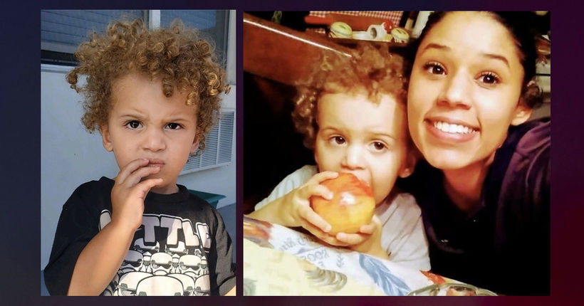 Toddler found wandering on Florida street; mother missing