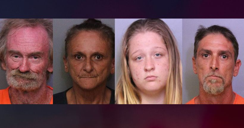 Florida fishing-trip massacre update: 4 arrested for raw sewage, open septic tank on property
