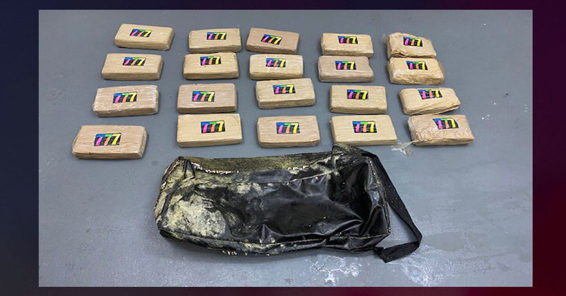 Couple finds duffel bag full of cocaine in Florida Keys