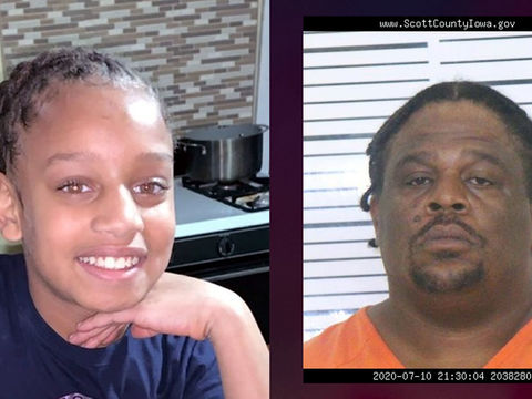 Breasia Terrell missing: Relative held in disappearance of Iowa girl