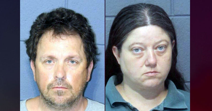 Louisiana man charged with molesting girls; wife arrested as accessory