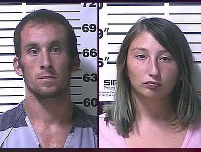 Idaho couple arrested after deputies find injured 4-month-old boy