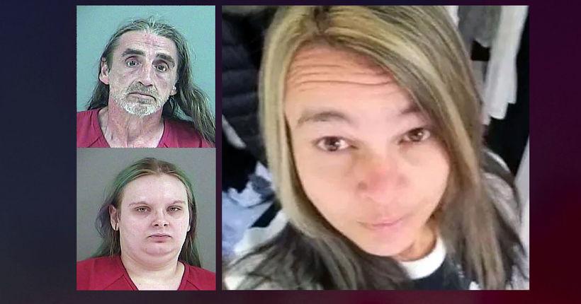 Tennessee suspects tortured woman, killed her, stuffed body in freezer, Oak Ridge Police allege