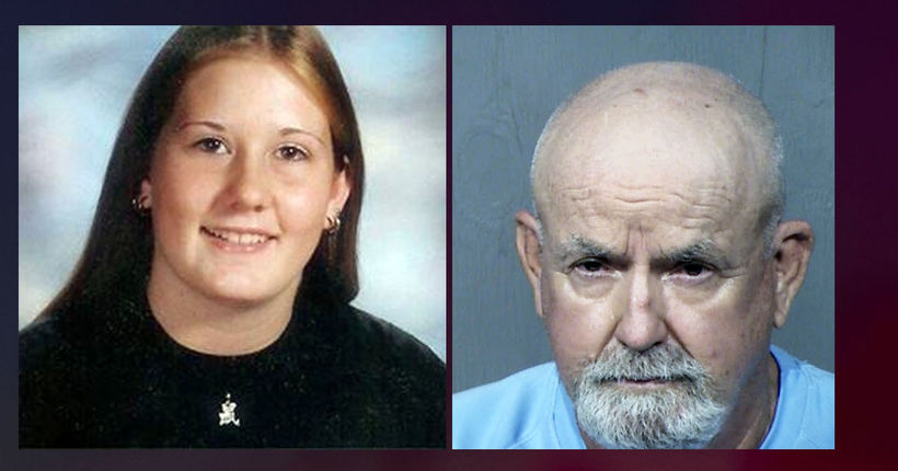 Phoenix cold case: Stepdad arrested in 2001 disappearance of Alissa Turney
