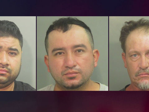 3 arrested in predator sting set up by group of truckers in Arkansas