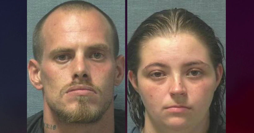 Child, 7, locked in cage in basement weighed 28 pounds; Ohio couple arrested