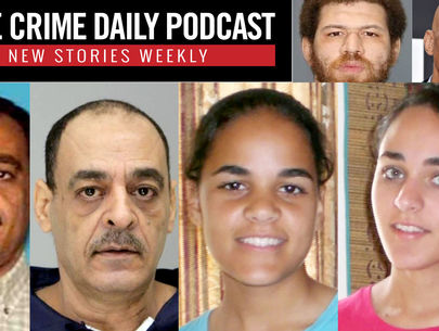 One of FBI's Most Wanted arrested for killing daughters - TCDPOD
